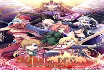 Tenbin no La DEA. ~Ikusa Megami MEMORIA~ [Japanese][RPG]