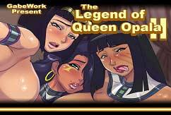 Legend of Queen Opala II Episode 1-2-3 [RPG][English]