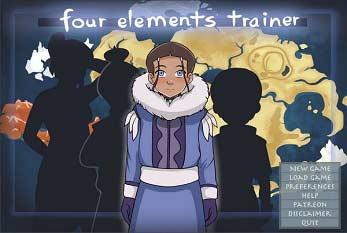 Four Elements Trainer 0.6.06 bugfix [ADV][English]