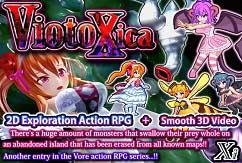 ViotoXica -Vore Exploring Action RPG- [Action][English]