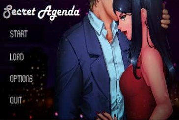 Secret Agenda [ADV][English]