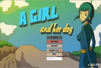 A Girl and her Dog [ACT][English]