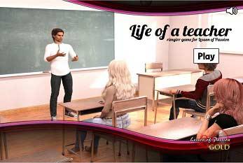 Life of a Teacher - Full Game [SLG/ADV][English]