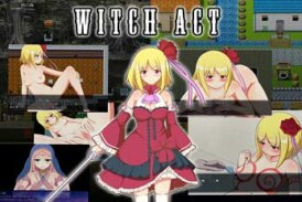 WITCH ACT v1.05 [RPG][English]