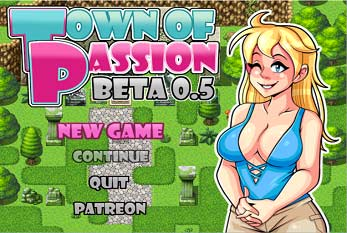 Town of Passion v0.5.1 [RPG][English]