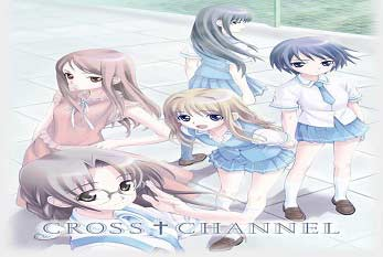 Cross†Channel [ADV][English]