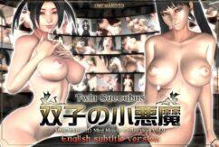 Twin Succubus [3DCG][English]
