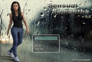 Sensual Samantha – New Version 0.25[RPG][ENGLISH]