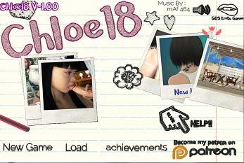 Chloe18 1.0 Full Game [ADV][English]