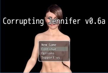 Corrupting Jennifer – New Version 0.6a[RPG][English]
