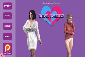 Dual Family - New Version 0.98 Custom Edition [ADV][English]