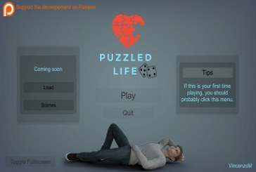 Puzzled Life – Build 1[3DCG][English]