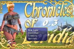 Chronicles of Leridia – New Version 0.3[RPG][English]