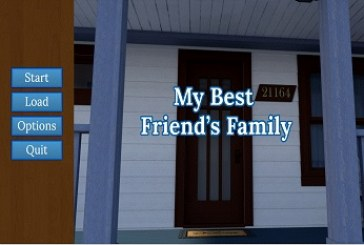 My Best Friend's Family – New Version 0.0.5 [ADV][English]