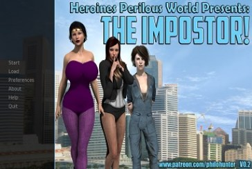Heroines Perilous World – The Imposter – New Version 0.2[ADV][English]