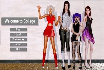 Welcome To College - Version 0.0.2[ADV][English]