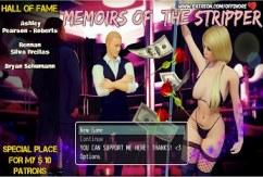 Memoirs of The Stripper – Version 0.1[ADV][English]