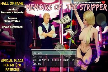 Memoirs of The Stripper - Version 0.1[ADV][English]