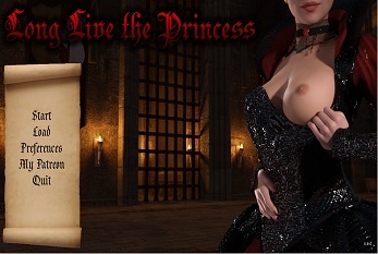 Long Live the Princess – New Version 0.7.1[ADV][English]