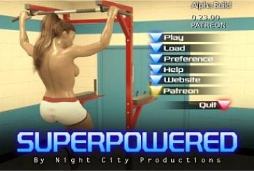 uperPowered – New Version 0.23[ADV][English]