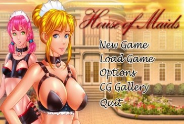 House of Maids – Version 0.0.1[ADV][English]