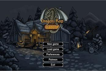 Dragons Keep Tavern - Demo Version[RPG][English]