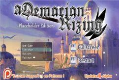 A Demacian Rising – New Version 0.5[RPG][English]