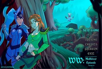 WW: Midforest - Version 0.1[RPG][English]