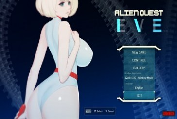 Alien Quest: Eve – Version 0.12b + Gallery Unlock[3DCG][English]