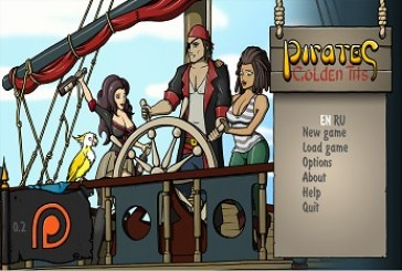 Pirates: Golden Tits – New Version 0.2[RPG][English]