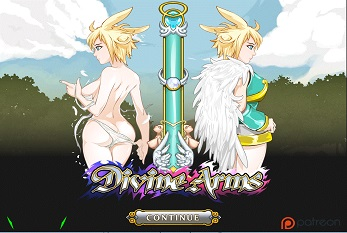Divine Arms - New Gallery Player + Extra Files [ADV][English]