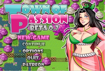 Town of Passion - New Version 0.7[RPG][English]