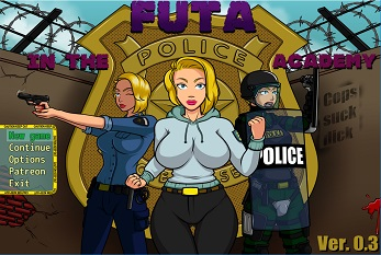 Futa in the Police Academy - New Version 0.3[RPG][English]