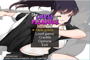 The Curse of Pleasure - New Version 0.4b[RPG][English]