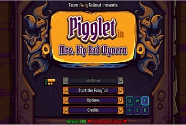 Pigglet in Mrs. Big Bad Wyvern – Version 1.0 SEXtended Edition (Full Game)[RPG][English]