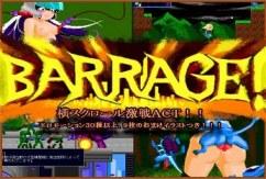 BARRAGE! [ACT][English]