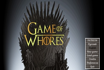 Game Of Whores – New Version 1.1.4[ADV][English]