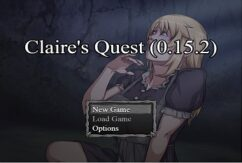 Claire's Quest – New Version 0.15.2[RPG][English]