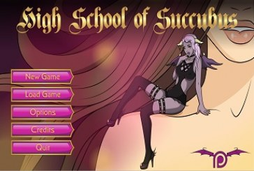 High School Of Succubus – New Version 1.6[ADV][English]
