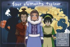 Four Elements Trainer – New Version 0.6.13c[ADV][English]