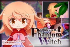 Millia and the Phantom Witch [Action][English]