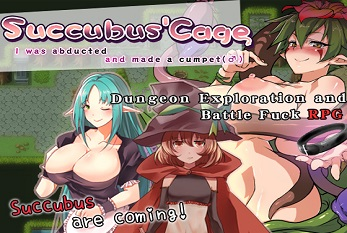 Succubus' Basket – I was abducted and made a cumpet [RPG][English]