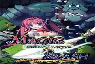 Magic and Slash – Minarai Boukensha Lille no H na Daibouken [RPG][English]