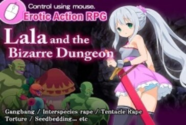 Lala and the Bizarre Dungeon [ACT][English]