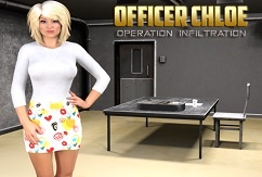 Officer Chloe: Operation Infiltration [RPG][English]