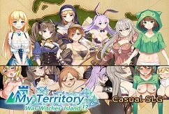 My Territory - Was Witches Island!? [SLG][English]