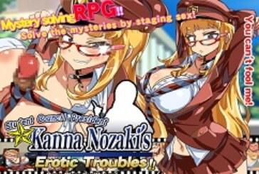 Kanna Nozaki's Erotic Troubles ~Case Closed with sex!~ [RPG][English]