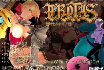 EROTAS Princess Knight Rucimia[3DCG][English]