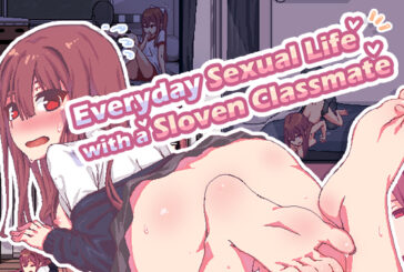 Everyday Sexual Life with a Sloven Classmate[3DCG][English]