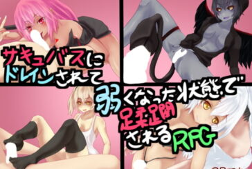 Drained, Enfeebled and Ravaged by Succubi [RPG][English]